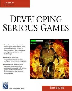 Developing Serious Games-cover