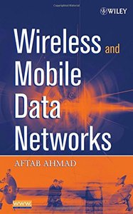 Wireless and Mobile Data Networks-cover