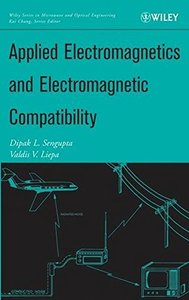 Applied Electromagnetics and Electromagnetic Compatibility-cover