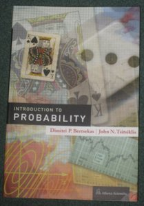 Introduction to Probability(平裝)-cover