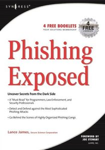 Phishing Exposed (Paperback)-cover