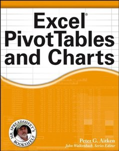 Excel Pivot Tables and Charts-cover