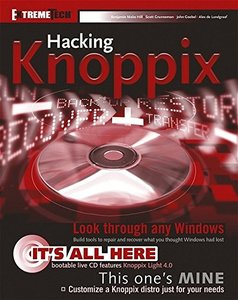 Hacking Knoppix-cover