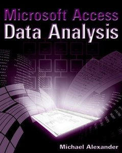 Microsoft Access Data Analysis-cover