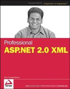 Professional ASP.NET 2.0 XML-cover