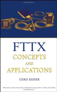 FTTX Concepts and Applications (Hardcover)-cover