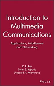 Introduction to Multimedia Communications: Applications, Middleware, Networking (Hardcover)-cover