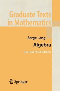 Algebra (Revised), 3/e-cover