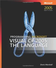Programming Microsoft Visual C# 2005: The Language (Paperback)-cover