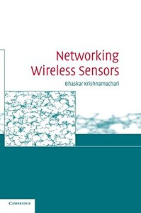 Networking Wireless Sensors (Hardcover)-cover