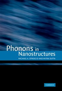 Phonons in Nanostructures-cover