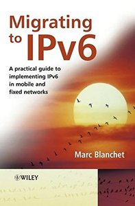 Migrating to IPv6 (Hardcover)-cover