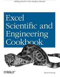 Excel Scientific and Engineering Cookbook-cover