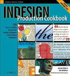 InDesign Production Cookbook-cover