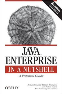 Java Enterprise in a Nutshell, 3/e-cover