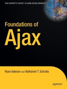 Foundations of Ajax (Paperback)-cover