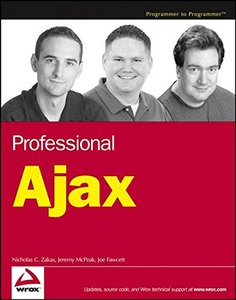 Professional Ajax-cover