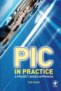 PIC in Practice: A Project -based Approach, 2/e-cover