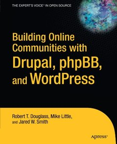 Building Online Communities With Drupal, phpBB, and WordPress-cover