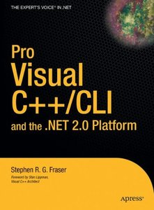 Pro Visual C++/CLI and the .NET 2.0 Platform-cover