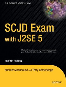 SCJD Exam with J2SE 5, 2/e-cover