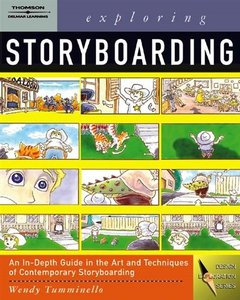 Exploring Storyboarding (Paperback)-cover
