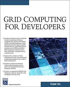 Grid Computing For Developers (Paperback)-cover