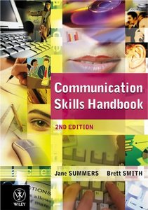 Communication Skills Handbook (Paperback)-cover