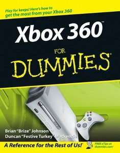 Xbox 360 For Dummies-cover