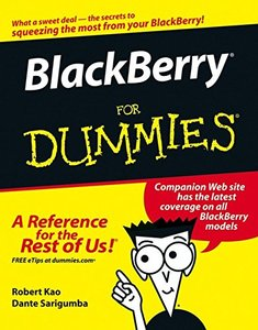 BlackBerry For Dummies-cover