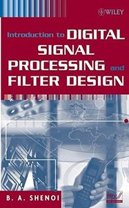 Introduction to Digital Signal Processing and Filter Design (Hardcover)-cover