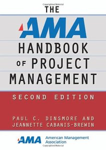 The AMA Handbook of Project Management, 2/e-cover