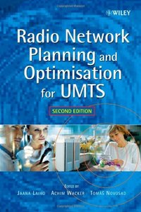Radio Network Planning and Optimisation for UMTS, 2/e (Hardcover)-cover