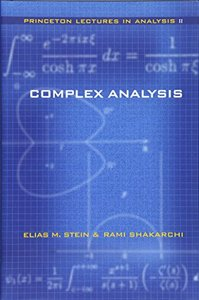 Complex Analysis (Hardcover)-cover
