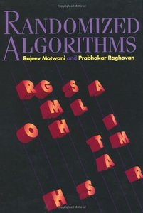 Randomized Algorithms (Hardcover)-cover
