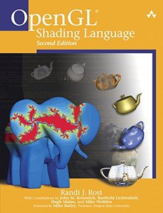 OpenGL Shading Language, 2/e (Paperback)-cover