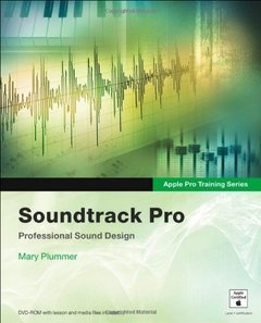 Apple Pro Training Series: Soundtrack Pro-cover
