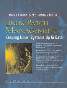 Linux Patch Management: Keeping Linux Systems Up To Date-cover