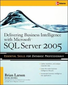 Delivering Business Intelligence with Microsoft SQL Server 2005 (Paperback)-cover