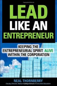 Lead Like an Entrepreneur-cover