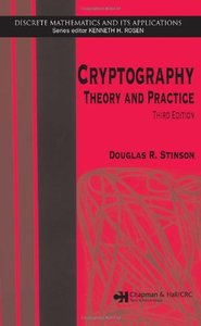 Cryptography: Theory and Practice, 3/e (Hardcover)-cover