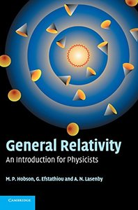 General Relativity: An Introduction for Physicists-cover