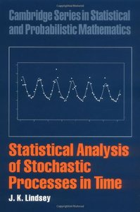 Statistical Analysis of Stochastic Processes in Time-cover