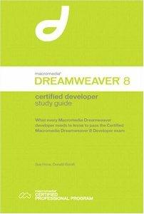 Macromedia Dreamweaver 8 Certified Developer Study Guide-cover