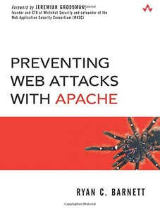Preventing Web Attacks with Apache-cover
