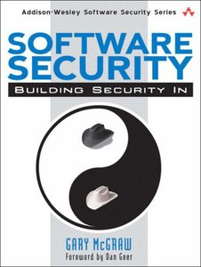 Software Security: Building Security In (Paperback)-cover
