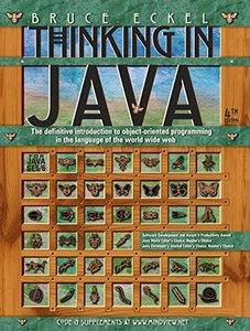 Thinking in Java, 4/e (Paperback)-cover