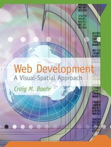 Web Development: A Visual Spatial Approach-cover