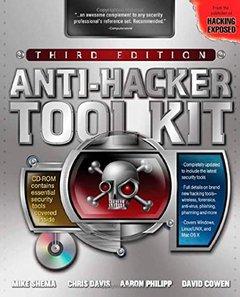Anti-Hacker Tool Kit, 3/e (Paperback)-cover