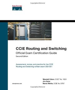 CCIE Routing and Switching Official Exam Certification Guide, 2/e-cover